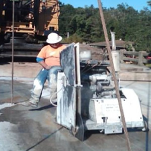 Concrete & Asphalt Cutting & Repair