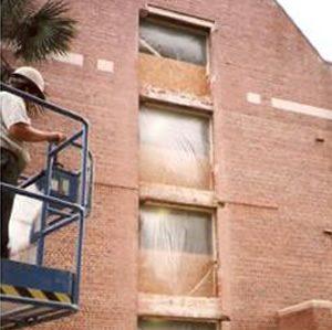 Exterior Selective Demolition