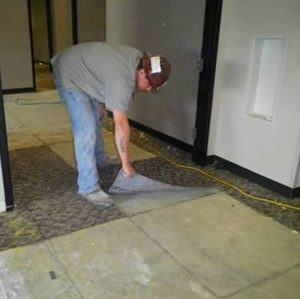 Floor Covering Removal