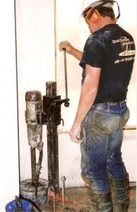 core-drilling