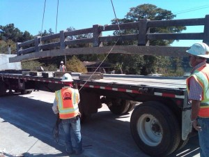 Wakulla Bridge Repair